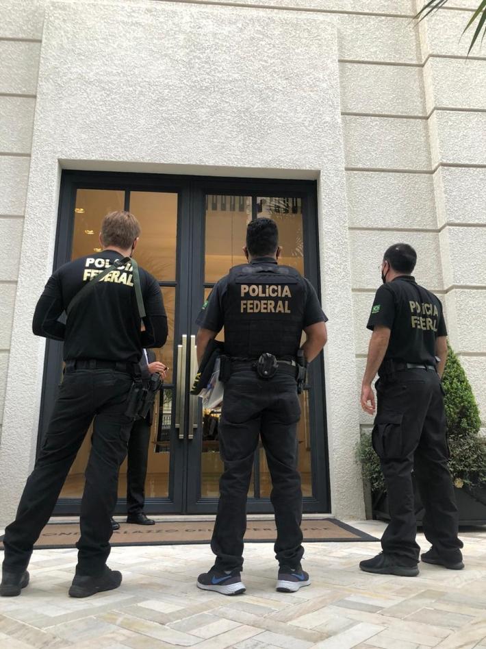 Segundo a PF, ao longo das apurações da Descarte foi possível identificar dois conjuntos de eventos criminosos distintos, mas com participação de alguns investigados em comum