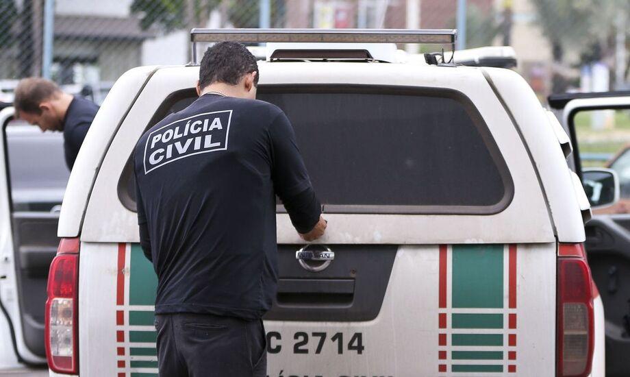 A ação, realizadaontem(26), foi coordenada pela força-tarefa da Polícia Civil para combate à milícia