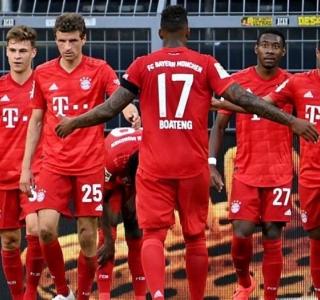Bayern empata em casa