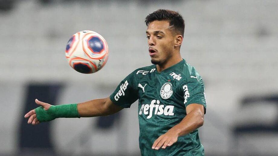 Gabriel Menino já está liberado para retornar à equipe palmeirense