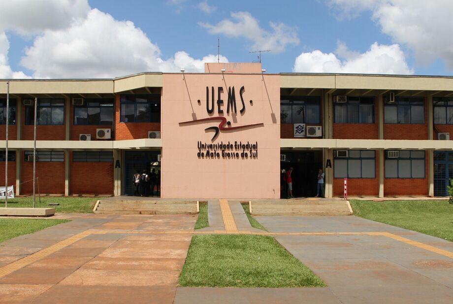 A UEMS de Campo Grande