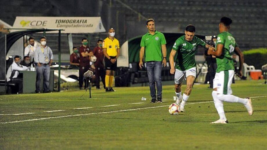 Guarani venceu o Botafogo de virada no Brinco de Ouro da Princesa