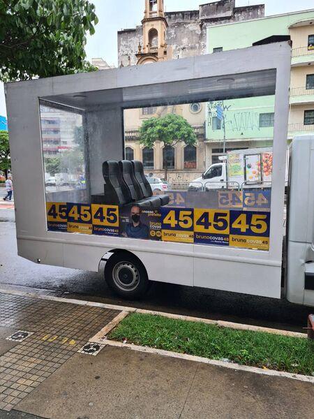 Marta fará campanha em carro inspirado no 'papamóvel'