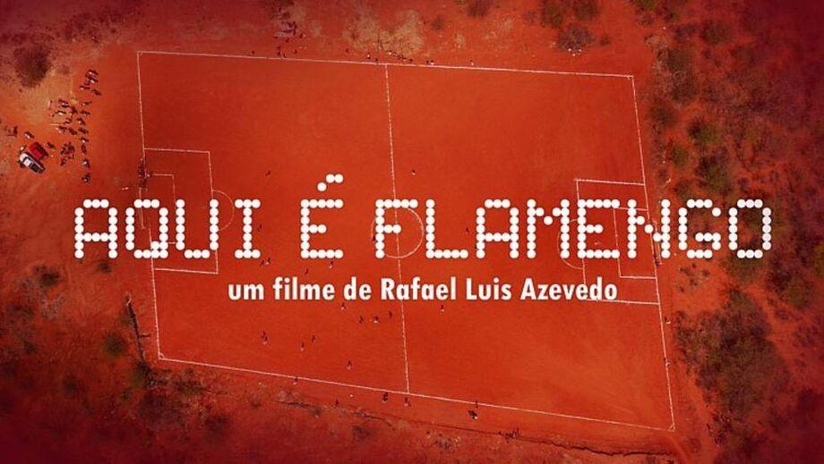 O curta-metragem 'Aqui é Flamengo' viaja a um distrito cearense chamado de Flamengo, em referência ao time