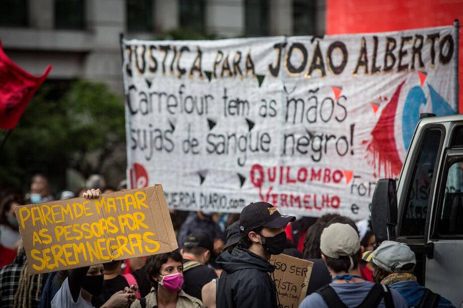 No Dia da Consciência Negra, manifestações se espalharam por diversos Estados