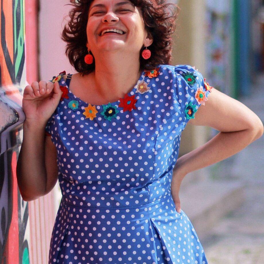 Cida Pedrosa, autora de Solo Para Vialejo, livro do ano no Prêmio Jabuti 2020