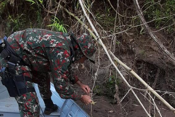 Equipes da Polícia Militar Ambiental (PMA) de Jardim e Bonito estão em conjunto trabalhando na prevenção à pesca predatória