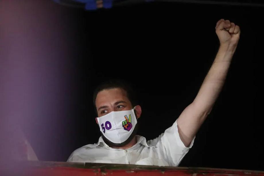 'Saímos vitoriosos', disse Boulos após resultado da eleição