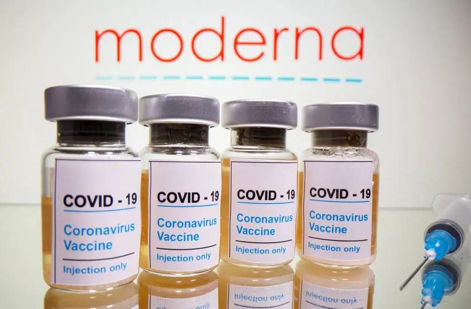 Vacina desenvolvida pela Moderna tem 94,5% de eficácia, aponta análise preliminar