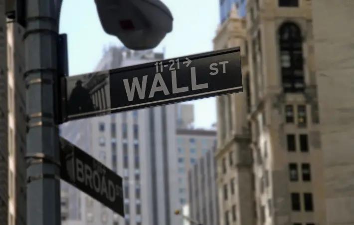 O índice Dow Jones encerrou o pregão com ganho de 1,12%, aos 29.591,86 pontos