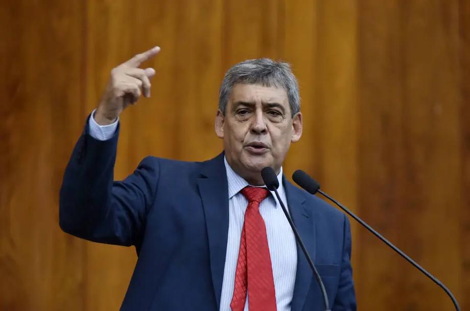 O deputado estadual Sebastião Melo (MDB) tentará pela segunda vez seguida conquistar o Executivo municipal