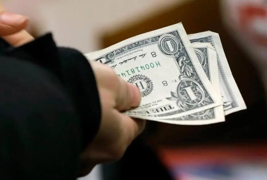 O dólar acumula valorização acima de 30% em 2020