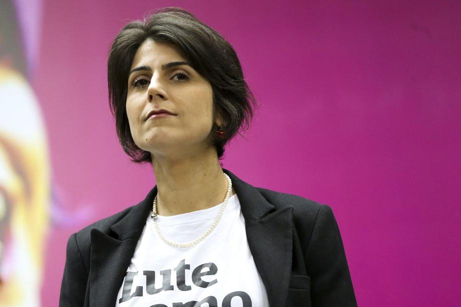 Manuela também agradeceu o apoio que recebeu durante a campanha e a seus eleitores