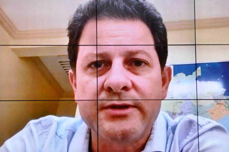 O encontro foi proposto pelo deputado Renato Câmara (MDB)