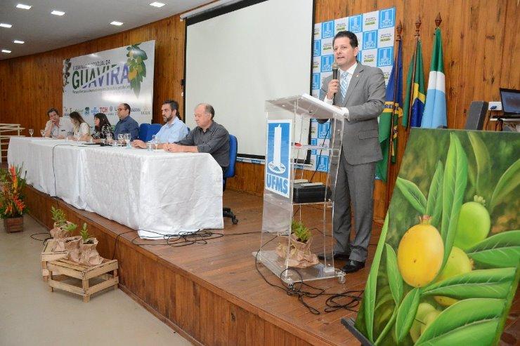 Em 2019 (foto acima), o evento foi realizado na UFMS, em 2020 seminário será realizado remotamente, devido à pandemia