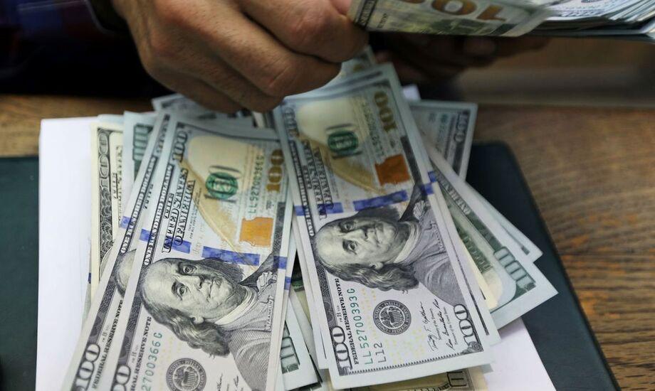 O dólar à vista fechou em alta de 0,88%, cotado em R$ 5,4330