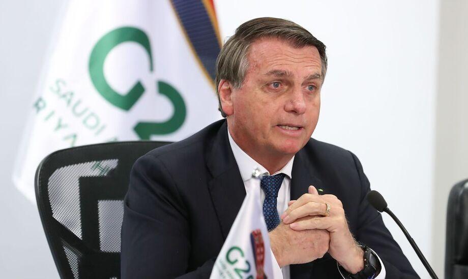 Bolsonaro afirmou que o Brasil se tornou um dos maiores exportadores de produtos agrícolas do mundo