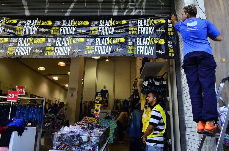 A percepção foi de que o esquenta da Black Friday, vendas feitas antes da data oficial, foi uma estratégia que deu certo