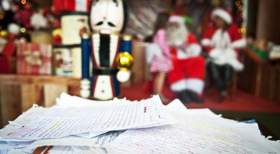 A tradicional campanha Papai Noel dos Correios acontece neste ano