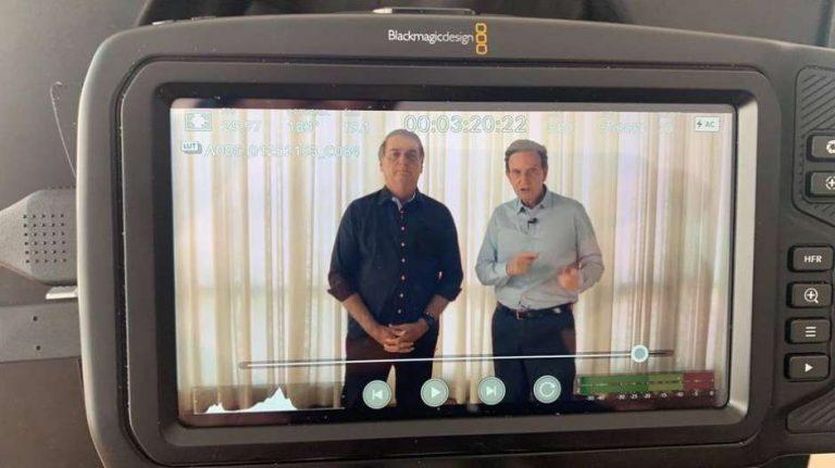 O presidente concordou em gravar um vídeo para a campanha de Crivella no segundo turno
