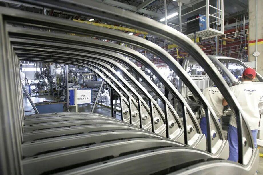 Terceira marca pode ser produzida pelo grupo Caoa na fábrica de Anápolis, em Goiás.