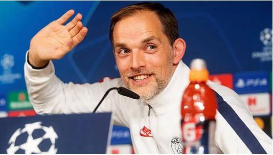 O técnico alemão Thomas Tuchel