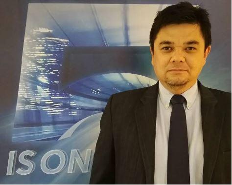 O brasileiro Marcelo Motta está na Huawei desde 2002 e vive na China há oito anos, quando assumiu a diretoria global de cibersegurança