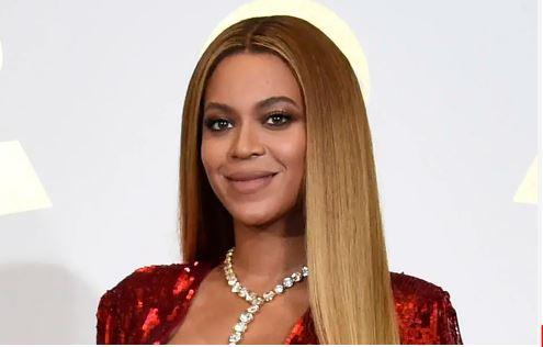 A cantora Beyoncé