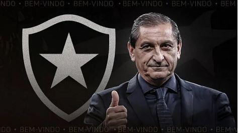Com problemas de saúde, Ramón Diaz deixa o Botafogo