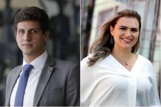 João Campos (PSB) e Marília Arraes (PT) disputam o segundo turno
