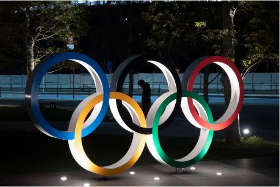 Arcos das Olimpíadas
