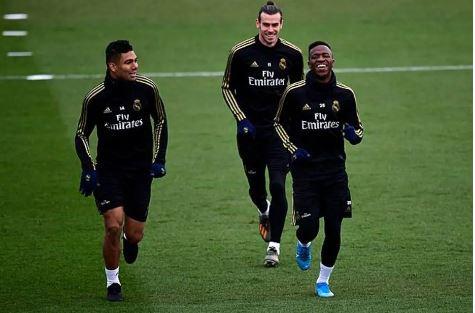 Por conta da Covid-19, Casemiro ficou de fora de jogos importantes do Real Madrid