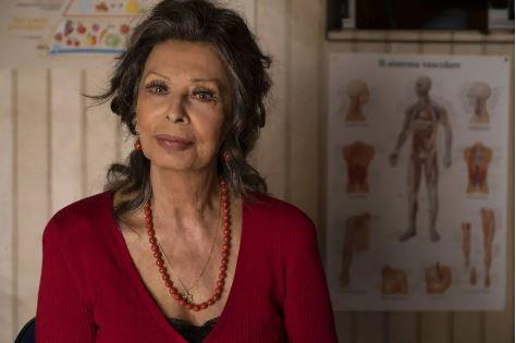 'Rosa e Momo', filme com Sophia Loren estreia na Netflix