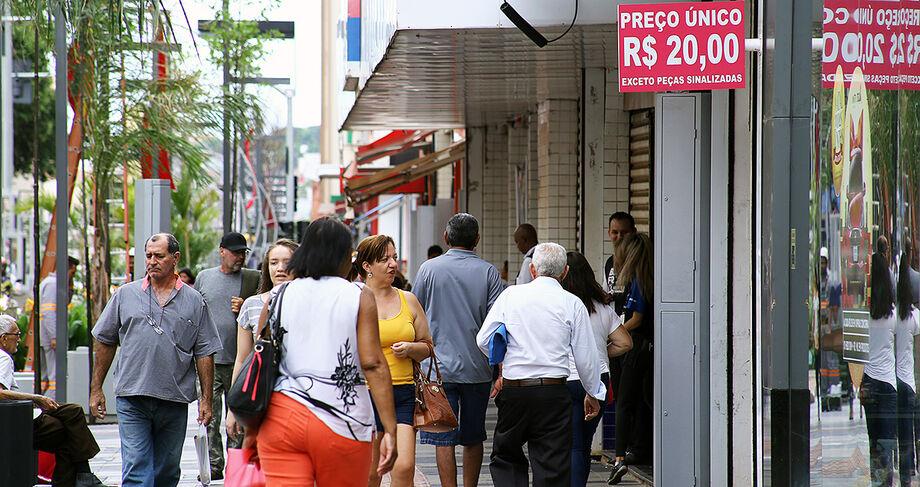 O comércio do Estado está otimista com a injeção de pelo menos R$ 1 bilhão na economia