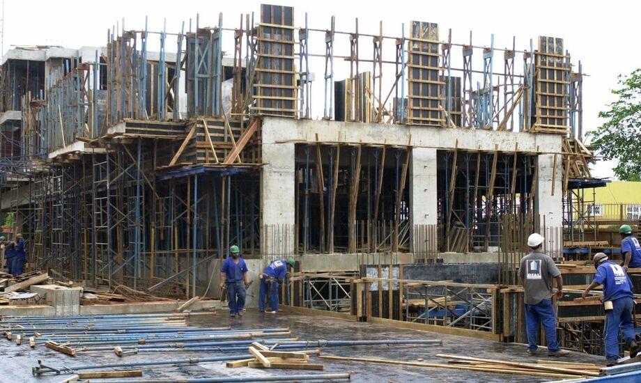 O setor de construção criou 36 mil empregos no País em outubro