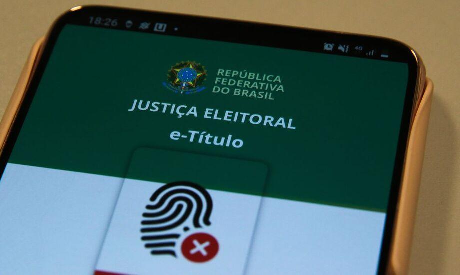 Mais de 660 mil eleitores justificam ausência por meio do e-Título