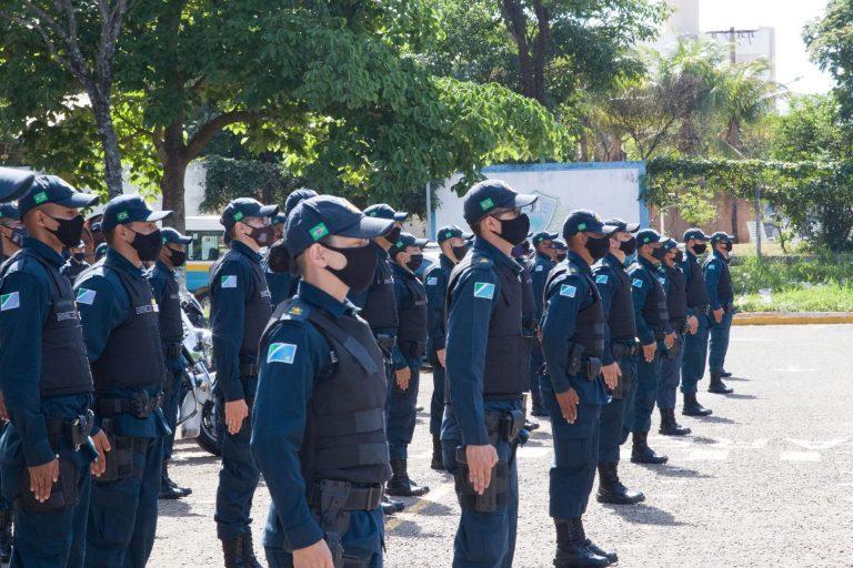 Cerca de 2000 policiais militares estarão empenhados no reforço do policiamento