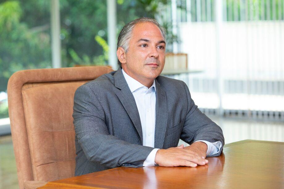 Alessandro Coelho é o Presidente SRCG