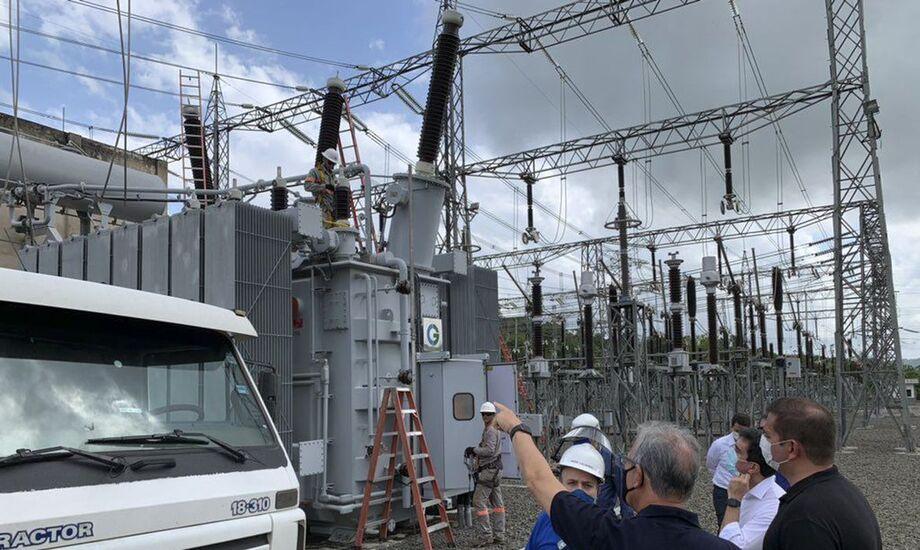 Ministro Albuquerque monitora restabelecimento de energia no Amapá
