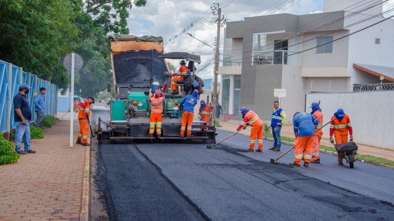 A Prefeitura de Campo Grande inicia nesta quarta-feira (25), o recapeamento do último trecho da Avenida Filinto Muller, em frente ao Hospital Universitário