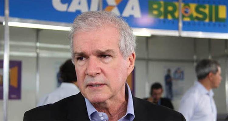 O presidente do Secovi, Marcos Augusto Netto