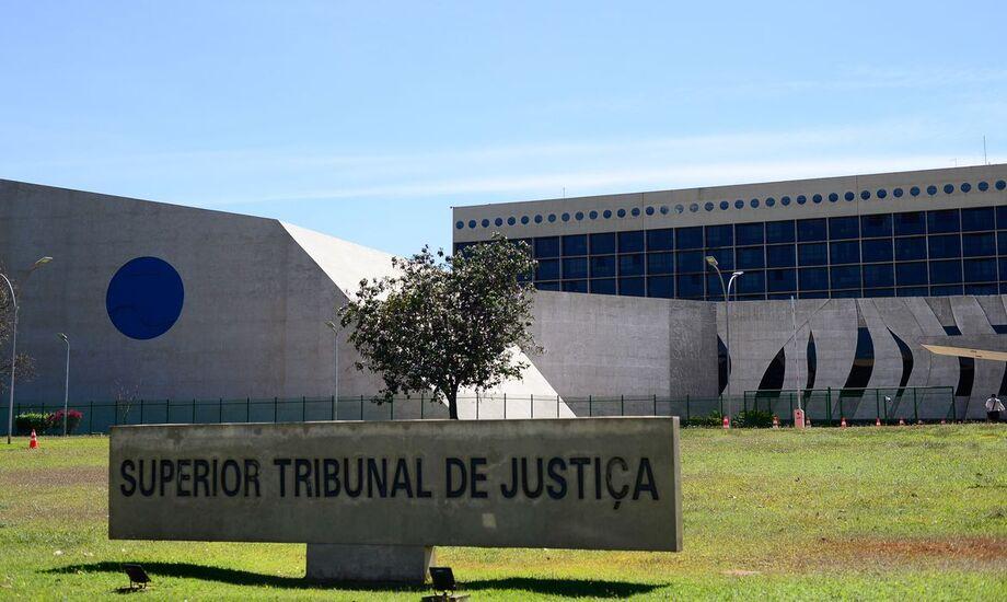 Sede do Superior Tribunal de Justiça, em Brasília