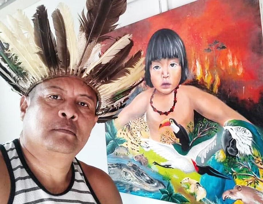 Libencio Lourenço, 47, mais conhecido como 'Cuca'