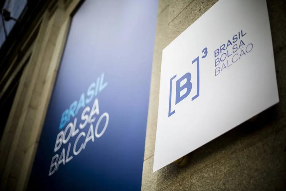 A B3 encerrou a sessão de negócios em queda de 0,14%, 113.589,77 pontos
