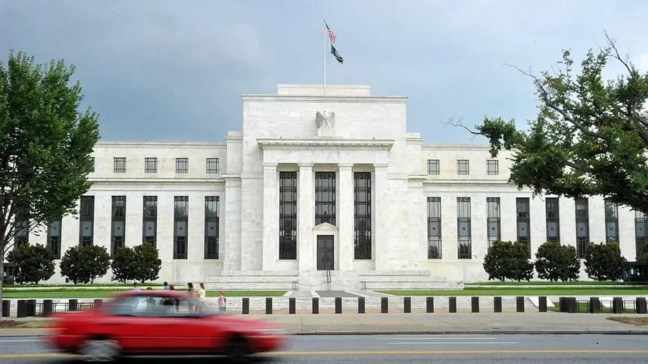 Fachada do Fed, o banco central dos Estados Unidos