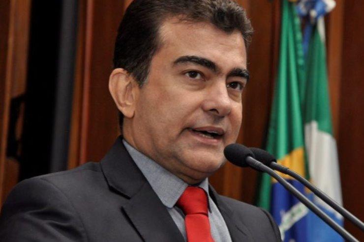 Marçal Filho (PSDB) é o autor da lei