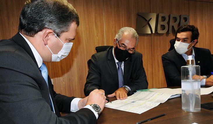 Mato Grosso do Sul busca parceria do BRB para ampliar linhas de financiamento