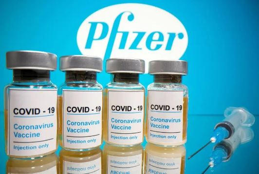 A Pfizer também já iniciou o processo de registro de sua vacina experimental junto à Anvisa
