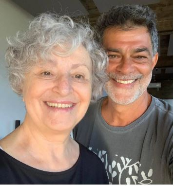 pós 14 anos sem atuarem juntos, Ana Lucia e Du Moscovis se reunem na peça 'Norma'