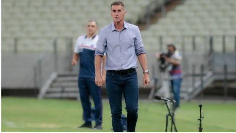 Vagner Mancini, técnico do Corinthians